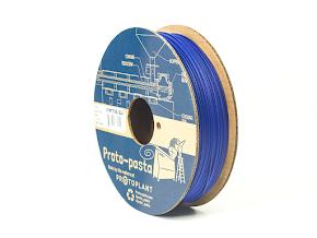 Proto-Pasta Blue Matte Fiber HTPLA - 1.75mm (0.5kg)