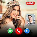 Live Video Call - Girls Random Video Chat icon
