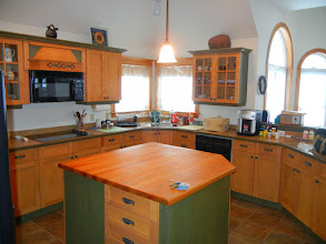 Photo: Kitchen w/ Center Island