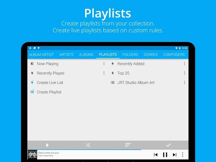 Music Player : Rocket Player- screenshot