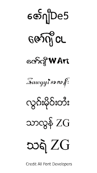 TTA MI Font Pro