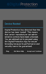 App Digital Protection by PrivacyGuard APK for Windows Phone