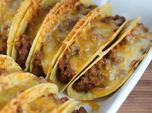 Baked Tacos