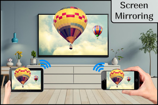 Screen Mirroring: Connect Mobile to TV 1.1 screenshots 5