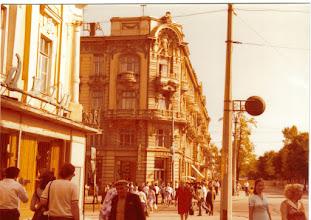 Photo: Odessa 1975; katuelämää summer in the city