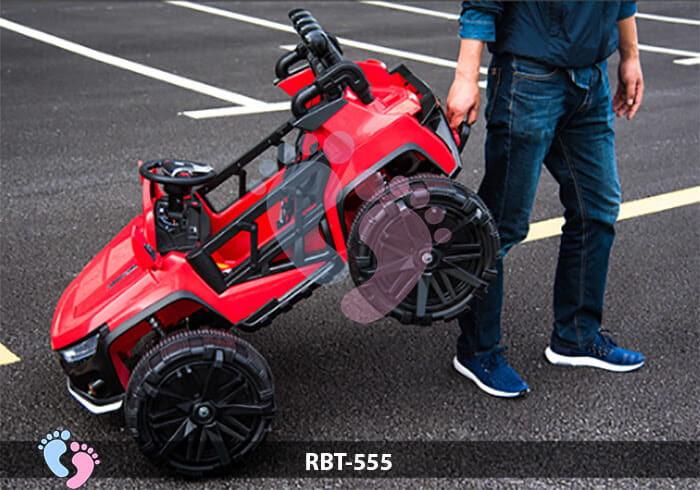 Xe ô tô điện địa hình cỡ lớn RBT-555 11