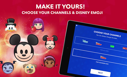 App DisneyNOW – TV Shows & Games APK for Windows Phone