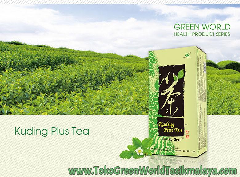 Manfaat Kuding Plus Tea Untuk Kesehatan Tubuh