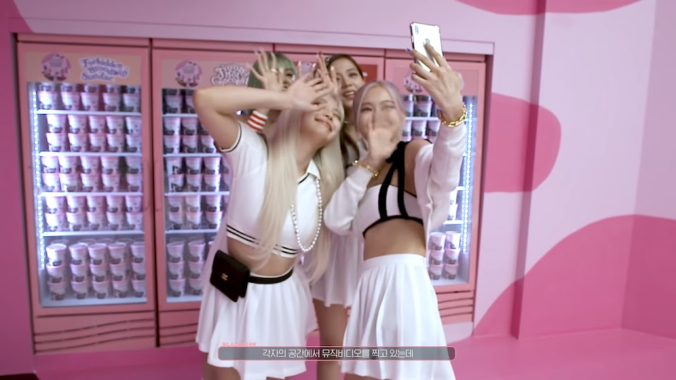 BLACKPINK - 'Ice Cream (with Selena Gomez)' M_V MAKING FILM 1-32 screenshot