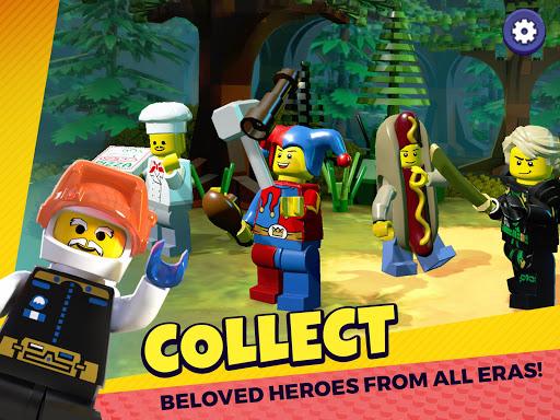 LEGOu00ae Legacy: Heroes Unboxed 0.4.8 screenshots 12