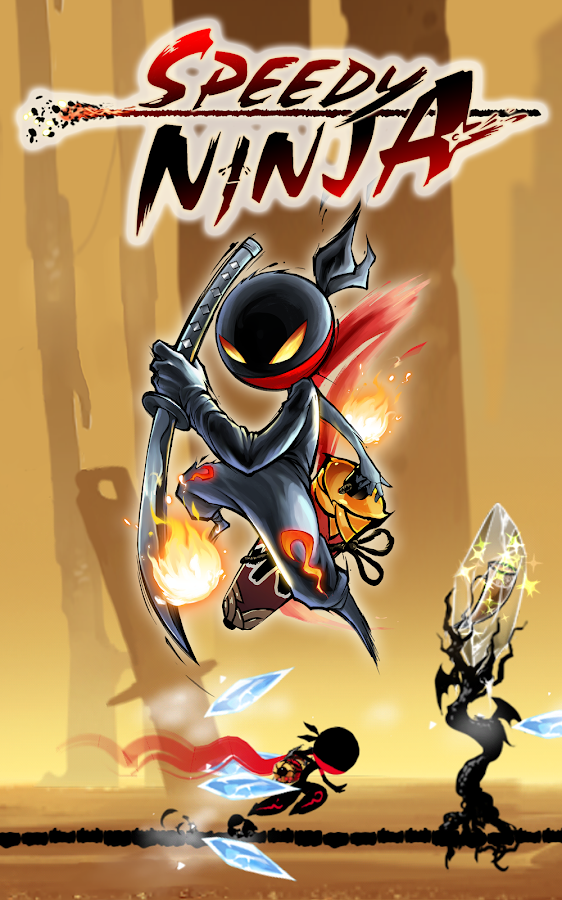 Speedy Ninja- screenshot