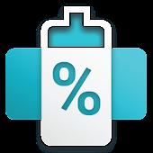 Battery Overlay Percent