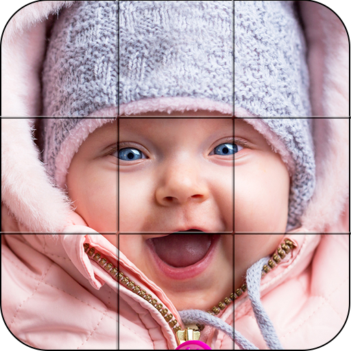Puzzle - Cute Babies