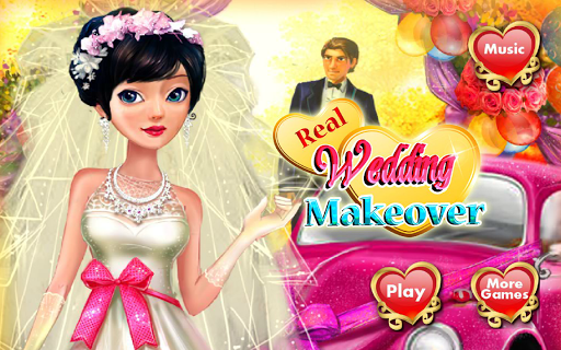 Real Wedding Makeover