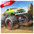 Monster Truck Extreme Hill Dash