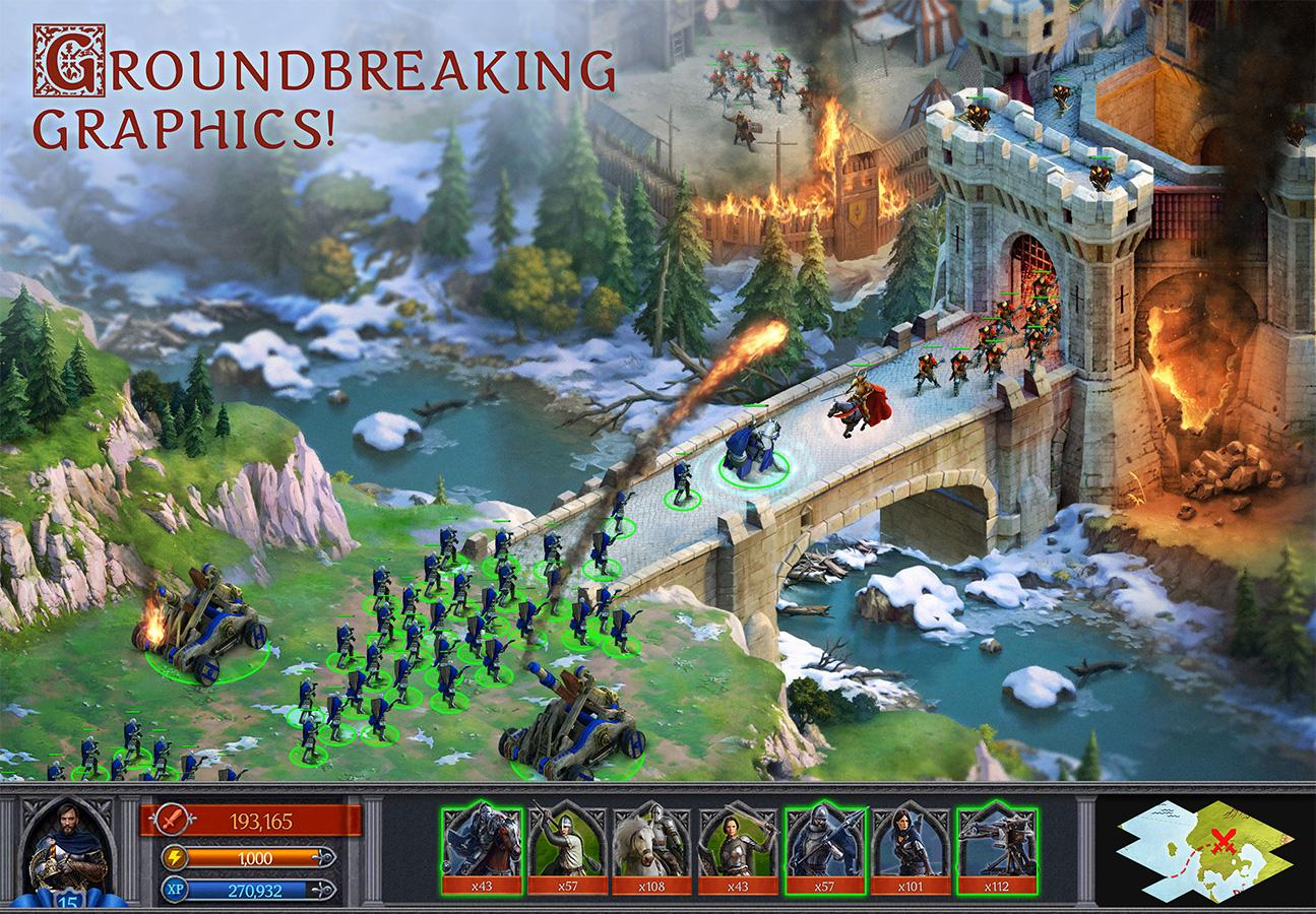 Throne: Kingdom at War- screenshot