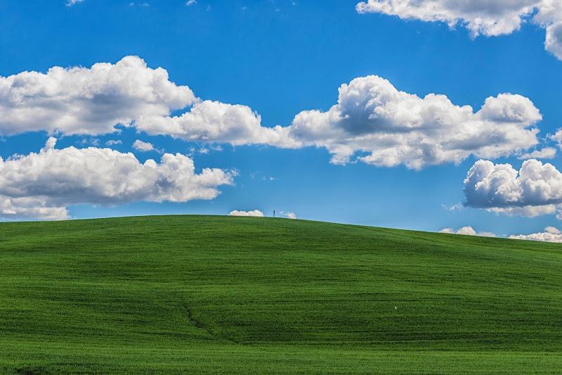 Grano e nuvole di giorgioma