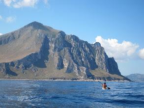 Photo: In navigazione verso Monte Cofano