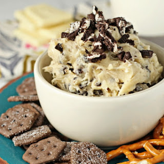 Cookies and Cream Dip.
