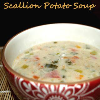 Scallion Potato Soup