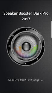 Speaker Booster Dark Pro - náhled