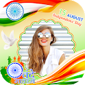 15 August Photo Frame icon