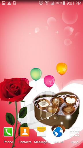Rose Live Wallpaper  screenshots 5