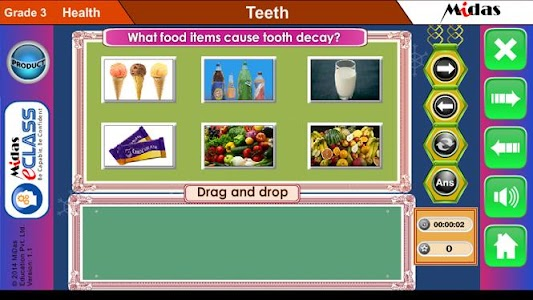 MiDas eCLASS Health 3 Demo screenshot 21