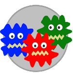 Monster Maze Icon