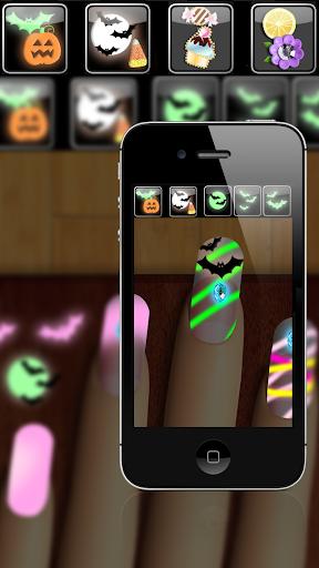 Halloween Nails Manicure Games: Monster Nail Mani 1.6.2 screenshots 1