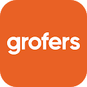 grofers: grocery delivery app & more icon