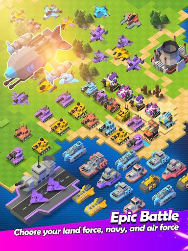 Merge Warfare 2.3.39 screenshots 8