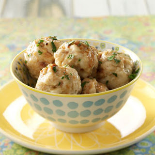 Grandma's Potato Dumplings