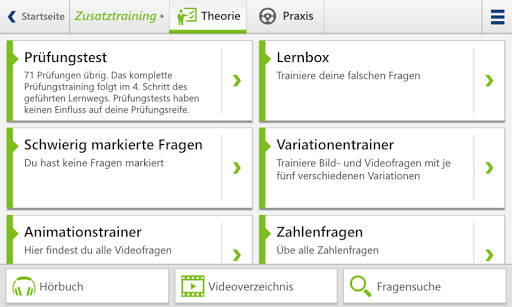 Fahren Lernen - Your driver's license training screenshot 2