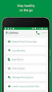 LifeWise Mobile- screenshot thumbnail