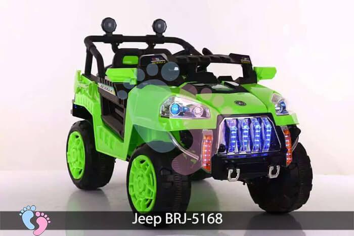 Xe oto điện cho bé Jeep BRJ-5168 10