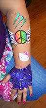 Photo: Body art/body painting by Sofia, Yucaipa, Ca 888-750-7024