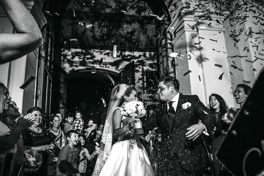 Wedding photographer Valery Garnica (focusmilebodas2). Photo of 04.12.2018