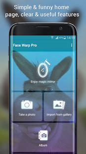 Face Warp Pro - náhled