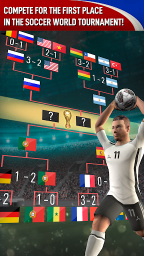⚽ Russia Cup 2018: Soccer World for PC