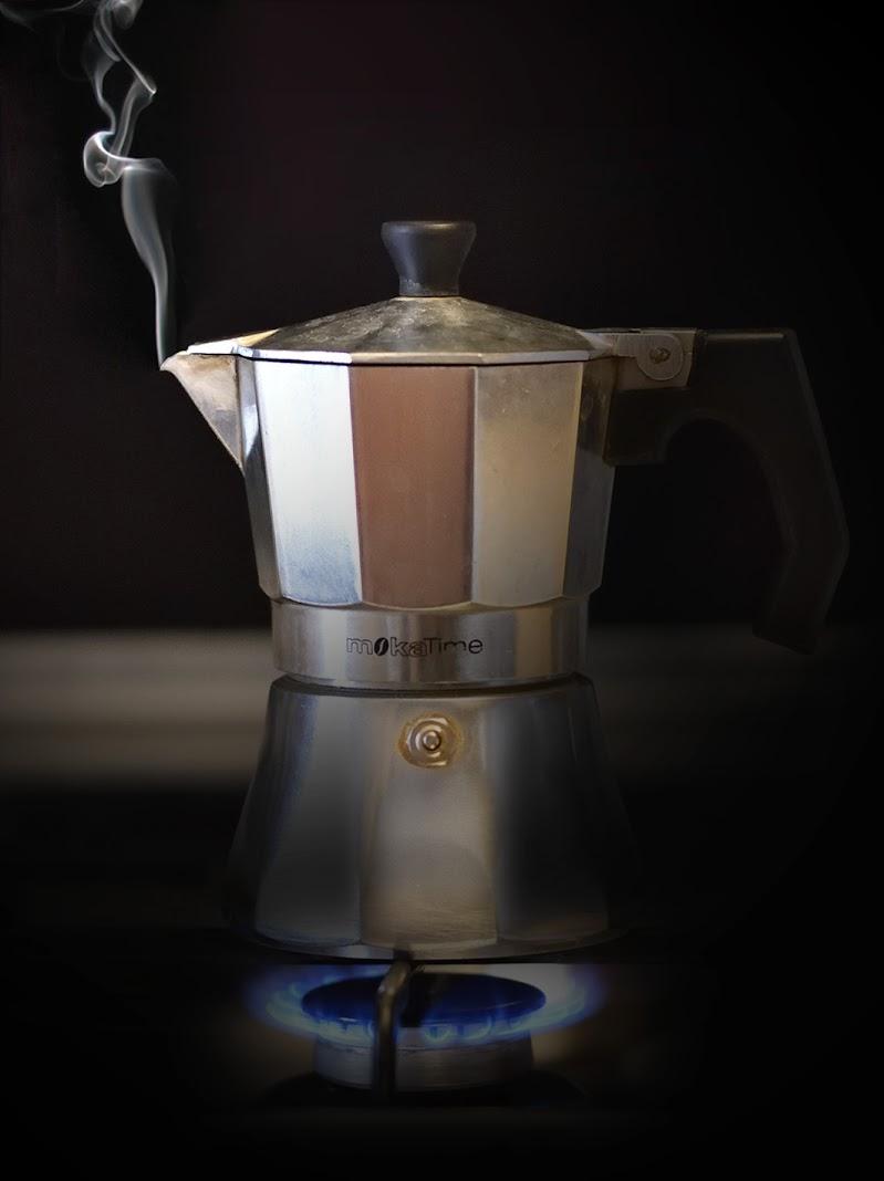 The coffee is ready di utente cancellato