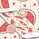 Download Fresh Summer Watermelon Theme For PC Windows and Mac