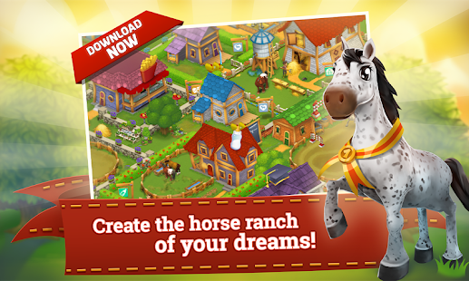 Horse Farm- screenshot thumbnail