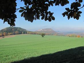 Photo: Königstein, Blick vom Pfaffenstein