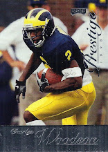 Photo: Charles Woodson 1998 Playoff Prestige Retail RC