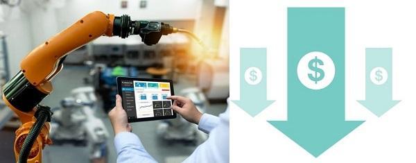 IoT công nghiệp giảm chi phí bảo trì