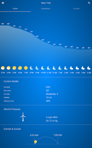 Weather 1.8.4 Screenshots 12