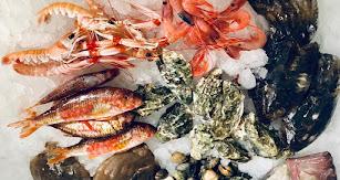 Eurofish cuenta con una gran variedad de pescado.