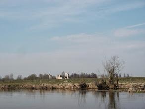 Photo: ruiny zamku w Mokrsku Dolnym