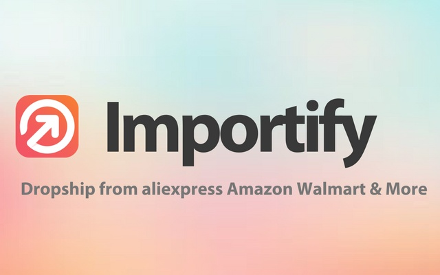 Importify - Product importer